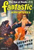 Fantastic Adventures (1939-1953 Ziff-Davis Publishing) Pulp Aug 1942