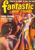 Fantastic Adventures (1939-1953 Ziff-Davis Publishing) Pulp Vol. 4 #11