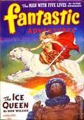 Fantastic Adventures (1939-1953 Ziff-Davis Publishing) Pulp Jan 1943