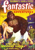 Fantastic Adventures (1939-1953 Ziff-Davis Publishing) Pulp Feb 1943
