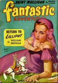 Fantastic Adventures (1939-1953 Ziff-Davis Publishing ) Vol. 5 #5