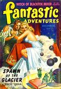 Fantastic Adventures (1939-1953 Ziff-Davis Publishing) Pulp Dec 1943