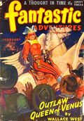 Fantastic Adventures (1939-1953 Ziff-Davis Publishing) Pulp Feb 1944