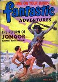 Fantastic Adventures (1939-1953 Ziff-Davis Publishing) Pulp Apr 1944