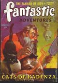 Fantastic Adventures (1939-1953 Ziff-Davis Publishing) Pulp Oct 1944