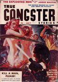 True Gangster Stories (1941 Columbia) Pulp 1st Series Vol. 1 #2