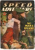 Speed Adventure Stories (1943-1946 Trojan-Arrow Publishing) Pulp Vol. 3 #2