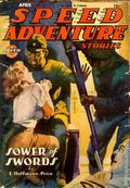 Speed Adventure Stories (1943-1946 Trojan-Arrow Publishing) Pulp Vol. 3 #3