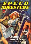 Speed Adventure Stories (1943-1946 Trojan-Arrow Publishing) Pulp Vol. 3 #4