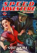 Speed Adventure Stories (1943-1946 Trojan-Arrow Publishing) Pulp Vol. 3 #5