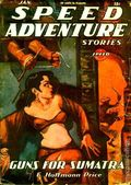 Speed Adventure Stories (1943-1946 Trojan-Arrow Publishing) Pulp Vol. 3 #6