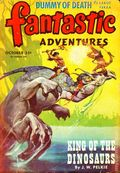 Fantastic Adventures (1939-1953 Ziff-Davis Publishing) Pulp Oct 1945