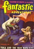 Fantastic Adventures (1939-1953 Ziff-Davis Publishing) Pulp Feb 1946