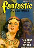 Fantastic Adventures (1939-1953 Ziff-Davis Publishing) Pulp Nov 1946