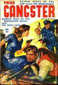 True Gangster Stories (1942 Columbia) Pulp 2nd Series Vol. 1 #1