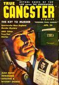 True Gangster Stories (1942 Columbia) Pulp 2nd Series Vol. 1 #2