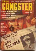 True Gangster Stories (1942 Columbia) Pulp 2nd Series Vol. 1 #4
