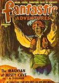 Fantastic Adventures (1939-1953 Ziff-Davis Publishing ) Vol. 11 #2