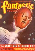 Fantastic Adventures (1939-1953 Ziff-Davis Publishing ) Vol. 11 #7