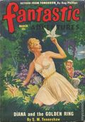 Fantastic Adventures (1939-1953 Ziff-Davis Publishing) Pulp Mar 1950