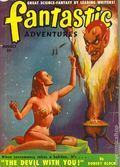 Fantastic Adventures (1939-1953 Ziff-Davis Publishing) Pulp Aug 1950