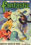 Fantastic Adventures (1939-1953 Ziff-Davis Publishing) Pulp Sep 1950