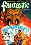 Fantastic Adventures (1939-1953 Ziff-Davis Publishing ) Vol. 12 #10