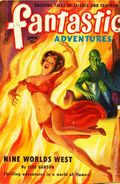 Fantastic Adventures (1939-1953 Ziff-Davis Publishing) Pulp Apr 1951