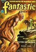 Fantastic Adventures (1939-1953 Ziff-Davis Publishing) Pulp Feb 1952