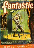 Fantastic Adventures (1939-1953 Ziff-Davis Publishing) Pulp Apr 1952