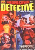 Undercover Detective (1938-1939 Columbia Publications) Pulp Vol. 1 #3
