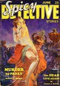 Spicy Detective Stories (1934-1942 Culture Publications) Pulp Vol. 1 #2