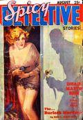Spicy Detective Stories (1934-1942 Culture Publications) Pulp Vol. 1 #4