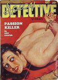 Spicy Detective Stories (1934-1942 Culture Publications) Pulp Vol. 1 #6