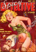Spicy Detective Stories (1934-1942 Culture Publications) Pulp Vol. 2 #2