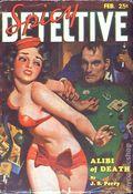 Spicy Detective Stories (1934-1942 Culture Publications) Pulp Vol. 2 #4