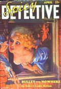 Spicy Detective Stories (1934-1942 Culture Publications) Pulp Vol. 2 #6