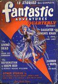 Fantastic Adventures Quarterly (1941-1951 Ziff-Davis Publishing) Pulp Vol. 1 #3