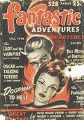 Fantastic Adventures Quarterly (1941-1951 Ziff-Davis Publishing) Pulp Vol. 1 #4