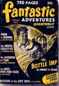 Fantastic Adventures Quarterly (1941-1951 Ziff-Davis Publishing) Pulp Vol. 2 #2