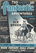Fantastic Adventures Quarterly (1941-1951 Ziff-Davis Publishing) Pulp Vol. 2 #3