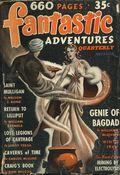 Fantastic Adventures Quarterly (1941-1951 Ziff-Davis Publishing) Pulp Vol. 3 #1