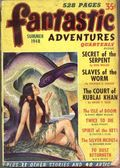Fantastic Adventures Quarterly (1941-1951 Ziff-Davis Publishing) Pulp Vol. 6 #1