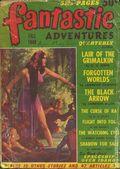 Fantastic Adventures Quarterly (1941-1951 Ziff-Davis Publishing) Pulp Vol. 6 #2