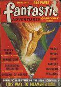 Fantastic Adventures Quarterly (1941-1951 Ziff-Davis Publishing) Pulp Vol. 7 #1