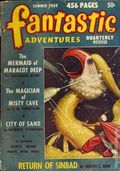 Fantastic Adventures Quarterly (1941-1951 Ziff-Davis Publishing) Pulp Vol. 7 #2