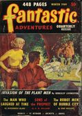 Fantastic Adventures Quarterly (1941-1951 Ziff-Davis Publishing) Pulp Vol. 7 #4
