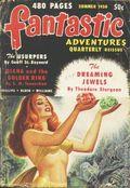Fantastic Adventures Quarterly (1941-1951 Ziff-Davis Publishing) Pulp Vol. 8 #2