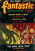 Fantastic Adventures Quarterly (1941-1951 Ziff-Davis Publishing) Pulp Vol. 8 #4