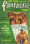 Fantastic Adventures Quarterly (1941-1951 Ziff-Davis Publishing) Pulp Vol. 9 #1